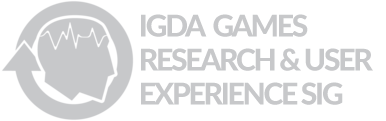 IGDA Games Research and User Experience SIG